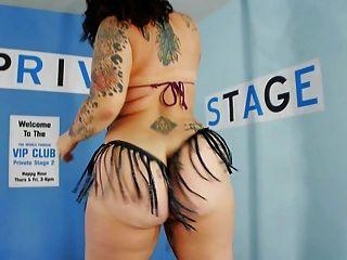 Big Butt Scarlett, Chyanne Jacobs & Candace Von
