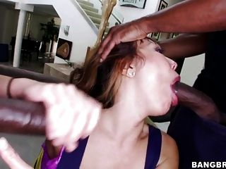 Ava Devine Gets Anal From Monster Cocks