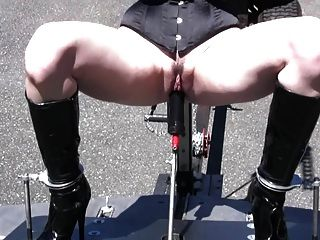 almost caught giving blowjob