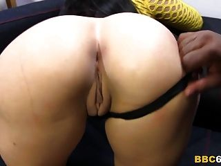 Valerie Kay Takes Black Cock Deep In Her Pussy