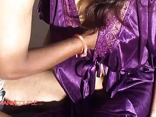 Indian Couple Reenu Sachin Romantic Sex
