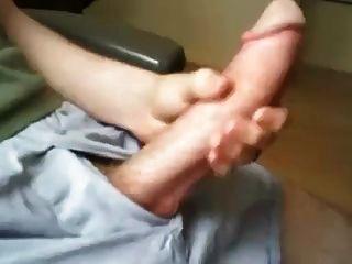 Huge White Cock