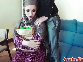 Arab Amateur Plowed Before Cum In Mouth