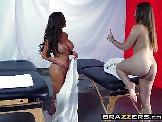 Brazzers - Brazzers Exxtra - Dani Daniels Nikki Benz Charles