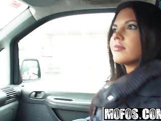 Mofos - Stranded Teens - Apolonia - Cute Latina Rides Dick