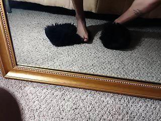 Hard Dick In Pantyhose Stockings