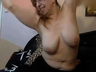 Mature  Webcam Whore And Her Wild Solo Show