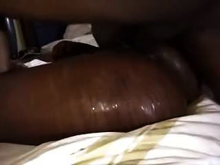 Black Girl Fucked Hard Until She Squirts And Takes His Load