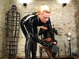 Girl rubber slave 15 Real