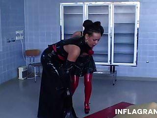 German Hospital Lesbian Latex Fetish