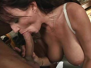 Fucking Hot Mature In Restaurant