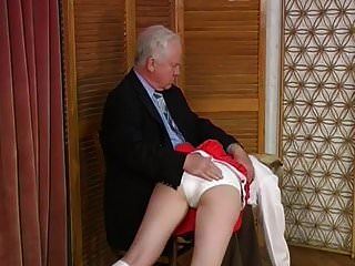 Joanna Spanked And Caned