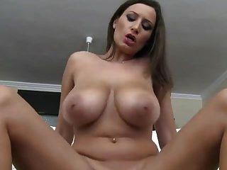 Huge Massive Natural Bouncing Boobs Riding Tits