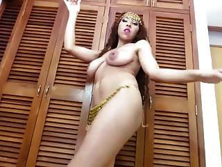 Maxican Nude Belly Dance