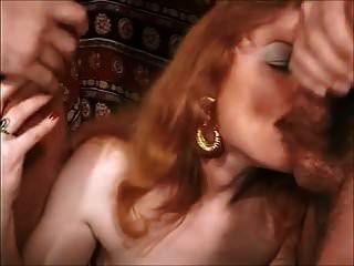 redhead frau creampie