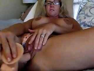 Granny Plays Toys Webcam Solo