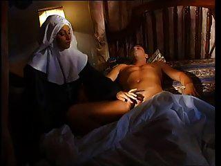 Italian Nun Has Young Dude