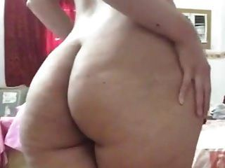 Hot Big Ass Arab Wife Strip Show