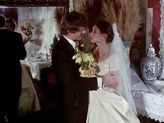Gloved Handjob Vintage Wedding Scene