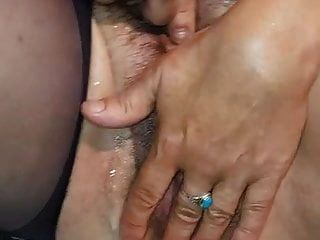 Pantyhose Fisting A Dirty Slutty Milf To The Limits