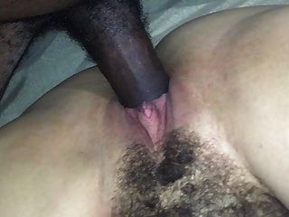 Sexy Cougar With Big Hairy Clit Fucks Young Muscular Bbc Boy